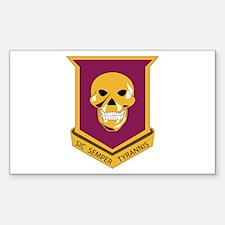 DUI - 3rd Bn - 314th Field Artillery Decal