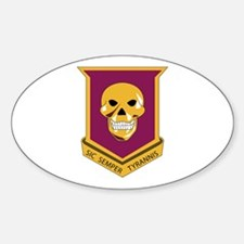 DUI - 3rd Bn - 314th Field Artillery Decal