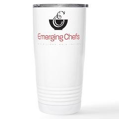Emerging Chefs Stainless Steel Travel Mug