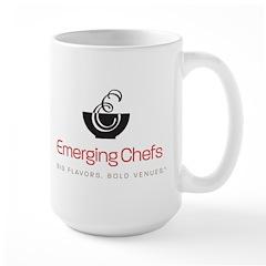 Emerging Chefs Large Mug