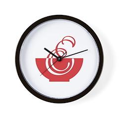 Emerging Chefs Wall Clock