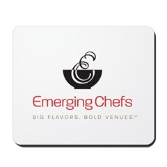 Emerging Chefs Mousepad