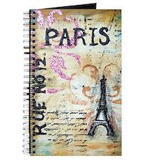 Shabby Chic Paris Journal
