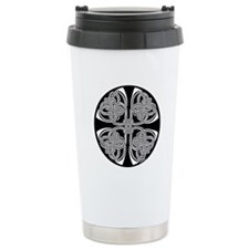 Duality Celtic Design Travel Coffee Mug