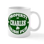Charles' Irish Pub Mug