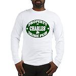 Charles' Irish Pub Long Sleeve T-Shirt
