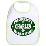 Charles' Irish Pub Bib