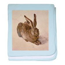 Cute Rabbit baby blanket