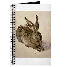 Unique Wild rabbit Journal