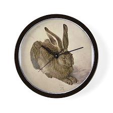 Unique Hare Wall Clock