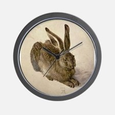 Unique Hares Wall Clock