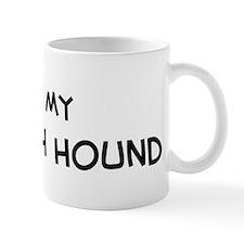 I Love Pharaoh Hound Mug