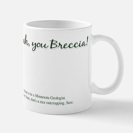 Oh yah, you Breccia! Mug