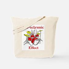 Cat-aclysmic Effect Tote Bag