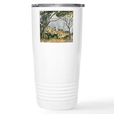 Cute Impressionist art Travel Mug