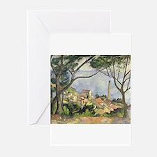 Unique Impressionist art Greeting Cards (Pk of 10)