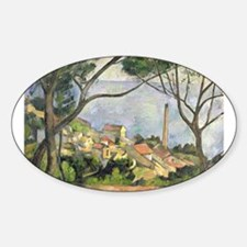 Cute Cezanne Decal