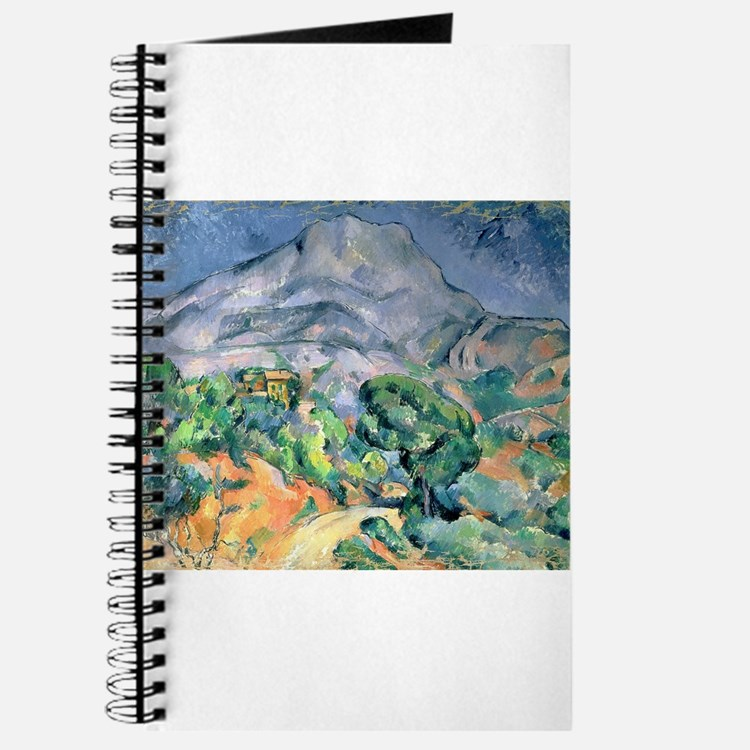 Cute Post impressionist Journal