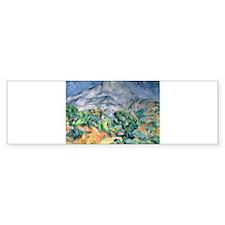 Cute Cezanne Bumper Sticker