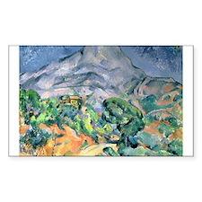 Cute Cezanne Decal