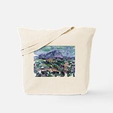 Cute Impressionist art Tote Bag