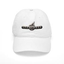 Underwood typewriter logo Baseball Cap