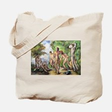 Funny Post impressionist Tote Bag