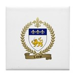 LAFORGE Family Crest Tile Coaster