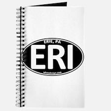 Black Oval ERI Journal