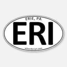 Oval ERI Sticker (Oval)