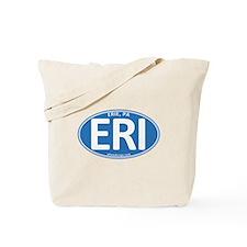 Blue Oval ERI Tote Bag