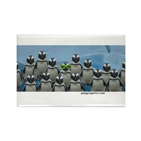 Incognito Rectangle Magnet (100 pack)