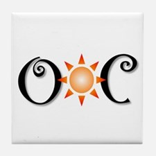 OC Tile Coaster