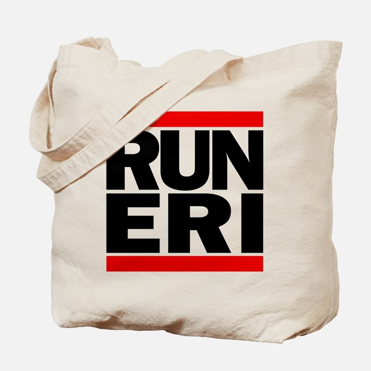 RUN ERI Tote Bag