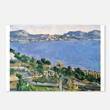 Post impressionist Postcards (Package of 8)