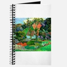 Post impressionist Journal
