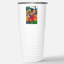 Cool Post impressionist art Travel Mug