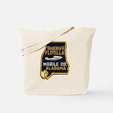 Mobile Sheriff Flotilla Tote Bag