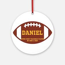 Daniel Ornament (Round)