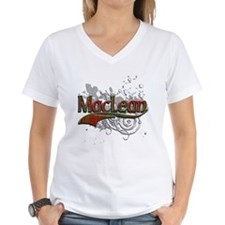 MacLean Tartan Grunge Shirt