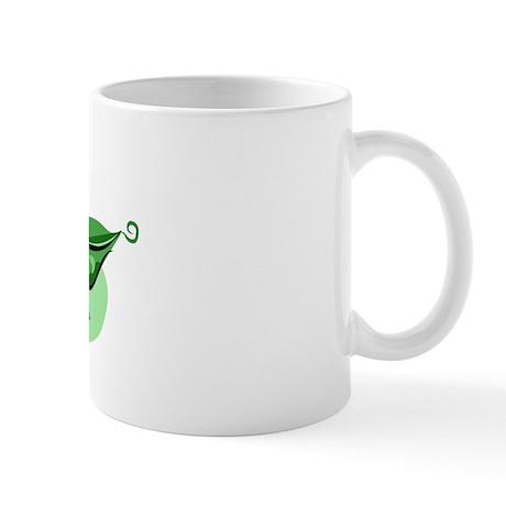 Two Peas in a Pod Mug