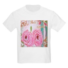 PARIS ROSES T-Shirt