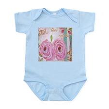 PARIS ROSES Infant Bodysuit
