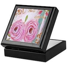 PARIS ROSES Keepsake Box