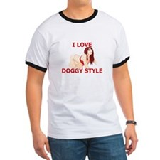 Funny Doggie style T