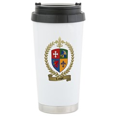 LAVIGNE Family Crest Travel Mug
