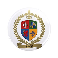 "LAVIGNE Family Crest 3.5"" Button (100 pack)"