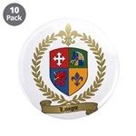 "LAVIGNE Family Crest 3.5"" Button (10 pack)"