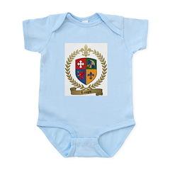 LAVIGNE Family Crest Infant Bodysuit
