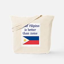 Unique Pacquiao Tote Bag